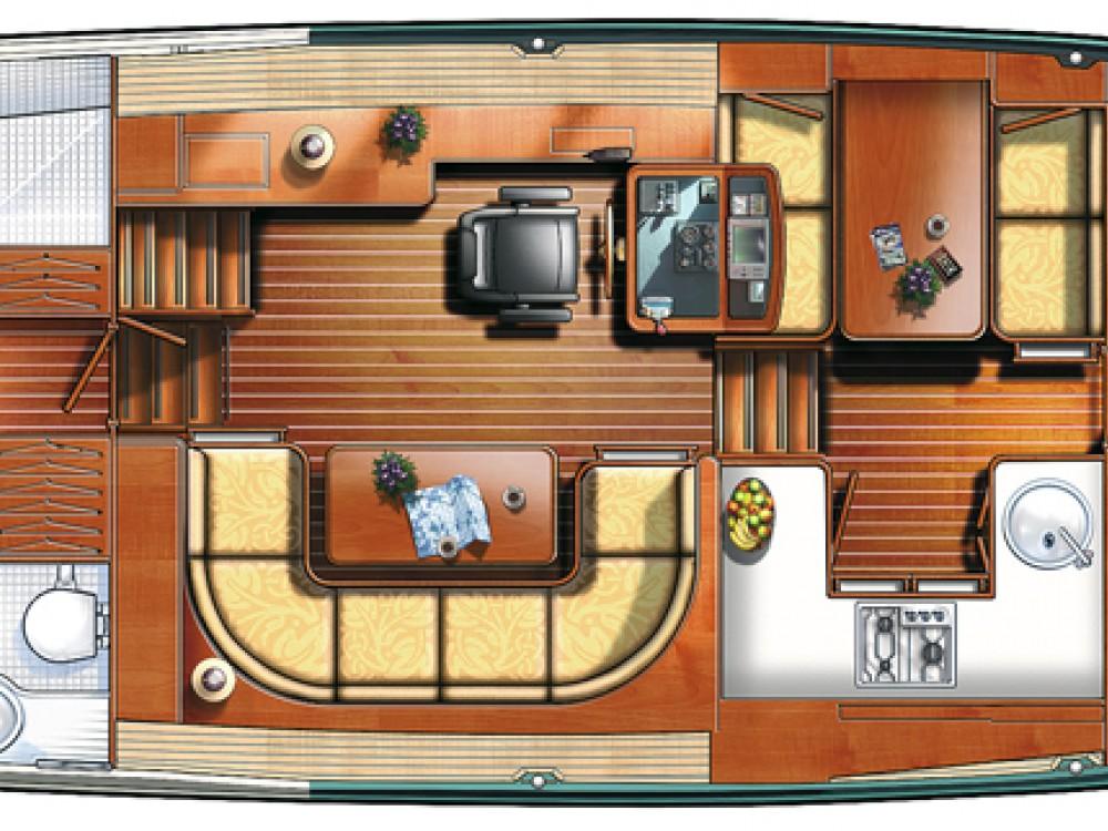 Linssen Grand Sturdy 430 AC Single