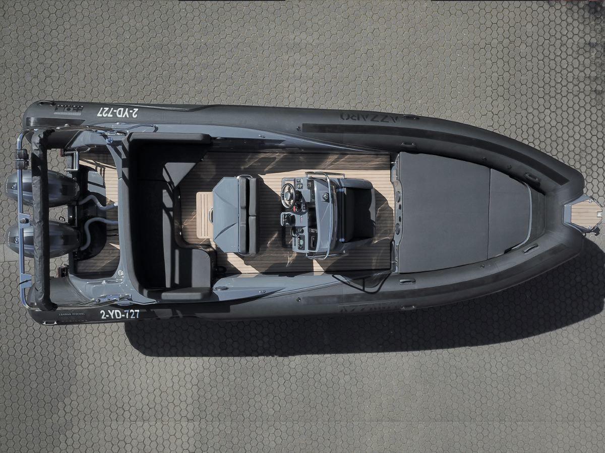 Conrad Pischel RIB-Line 8.2 GTO