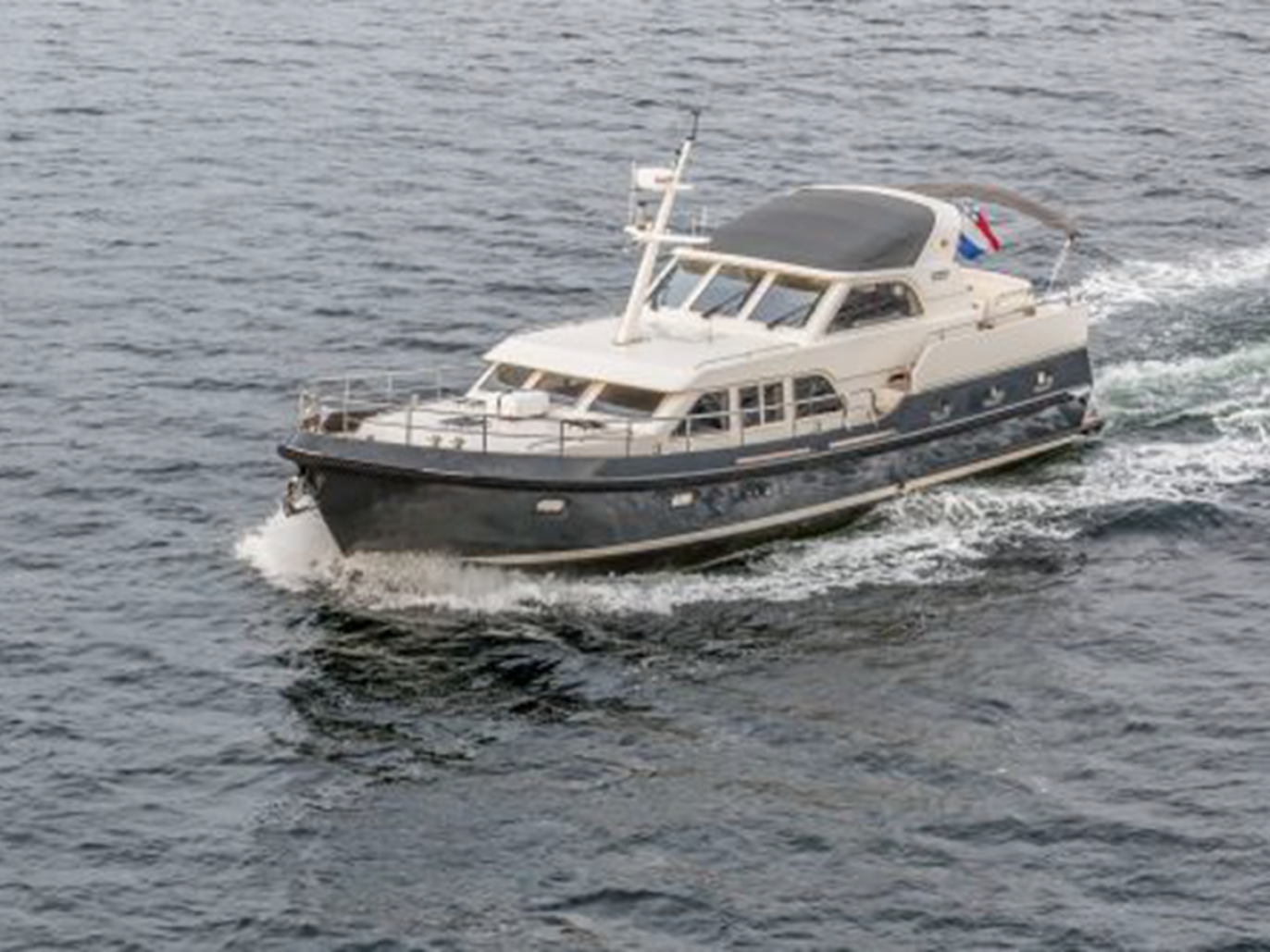 Linssen Grand Sturdy 500 AC Variotop MK III