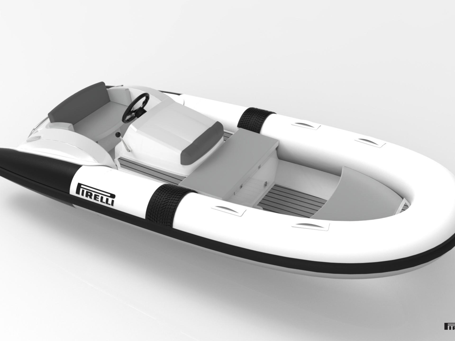 PIRELLI Speedboats J33