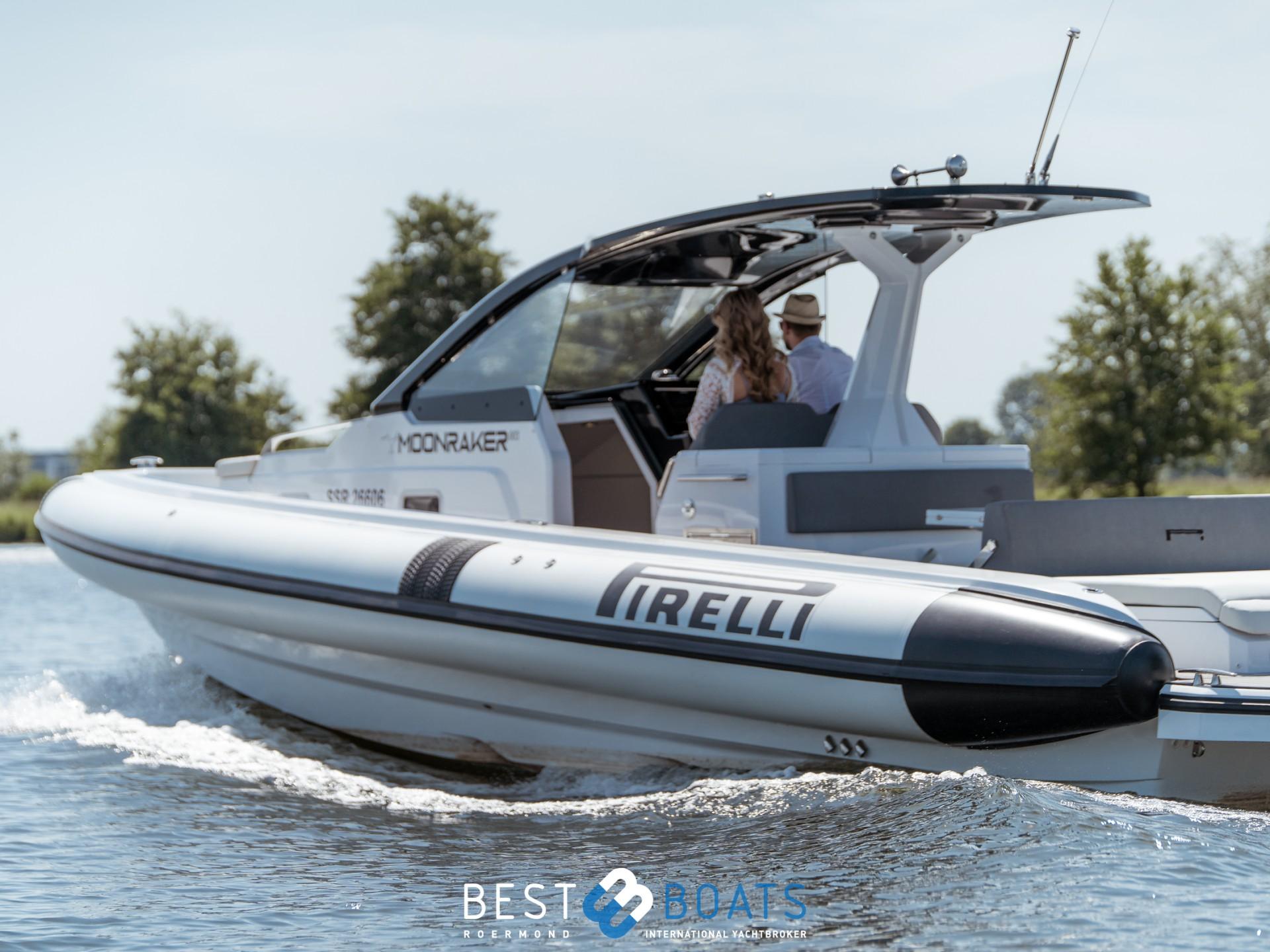 PIRELLI Speedboats 35