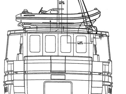 Linssen Grand Sturdy 590 AC Wheelhouse